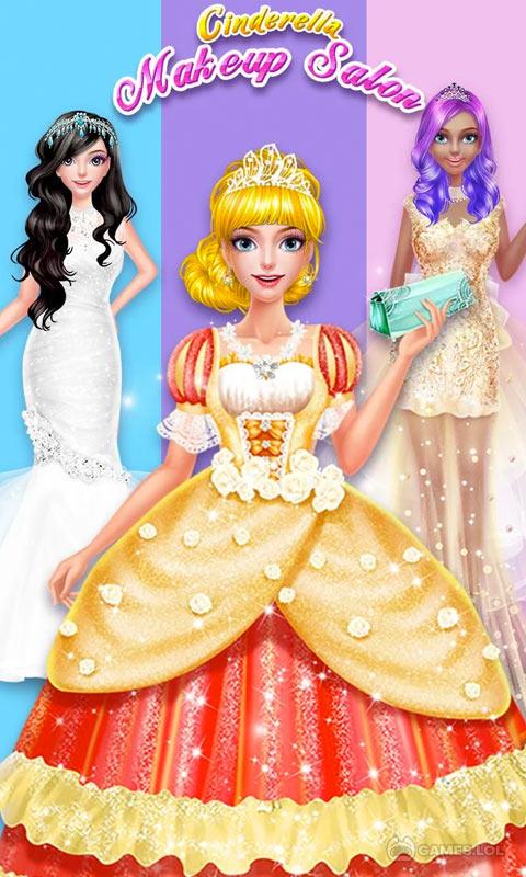 cinderella fashion download PC free