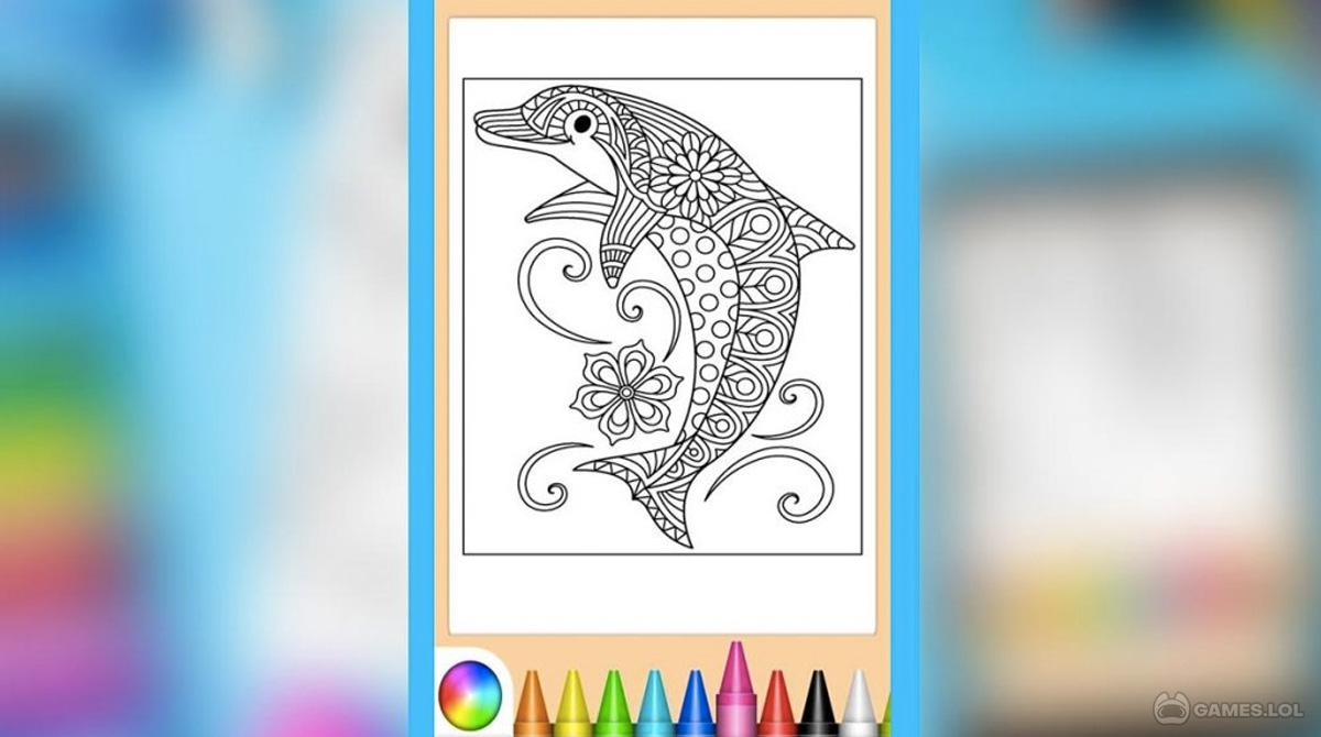 coloring game download full version