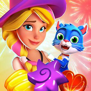 Play Crafty Candy – Match 3 Adventure on PC