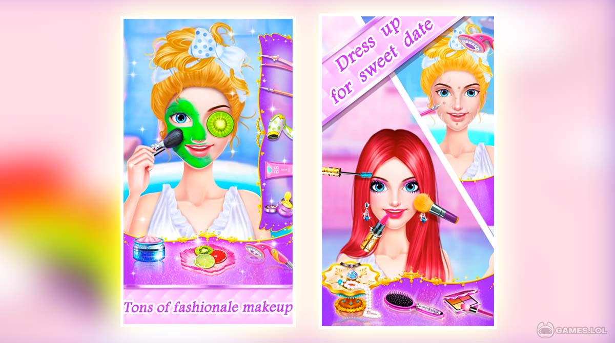 date makeup download free