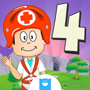 Play Doctor Kids 4 on PC