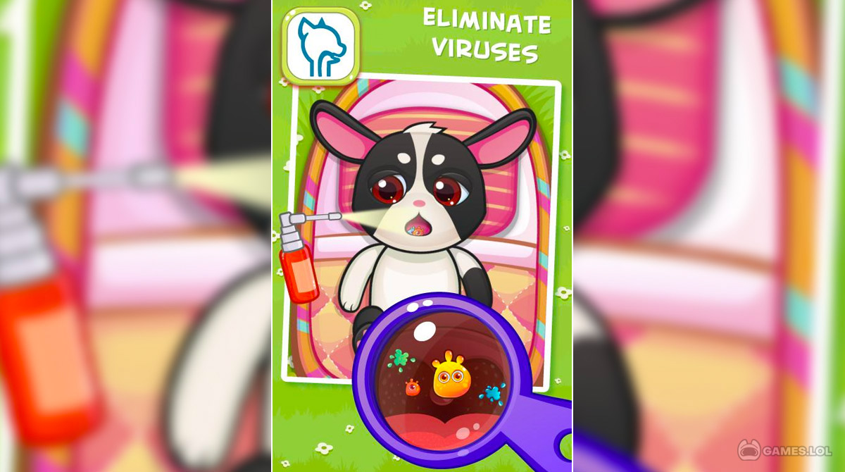 doctor pets download free