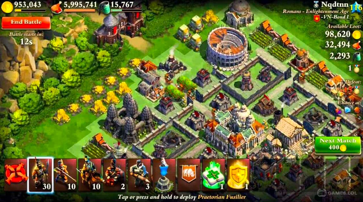 dominations download PC