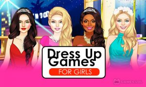 Play Dress Up Games For Girls on PC