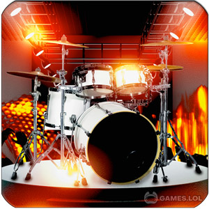Play Drum Solo Legend – The best drums app on PC