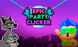 Play Epic Party Clicker – Throw Epic Dance Parties! on PC
