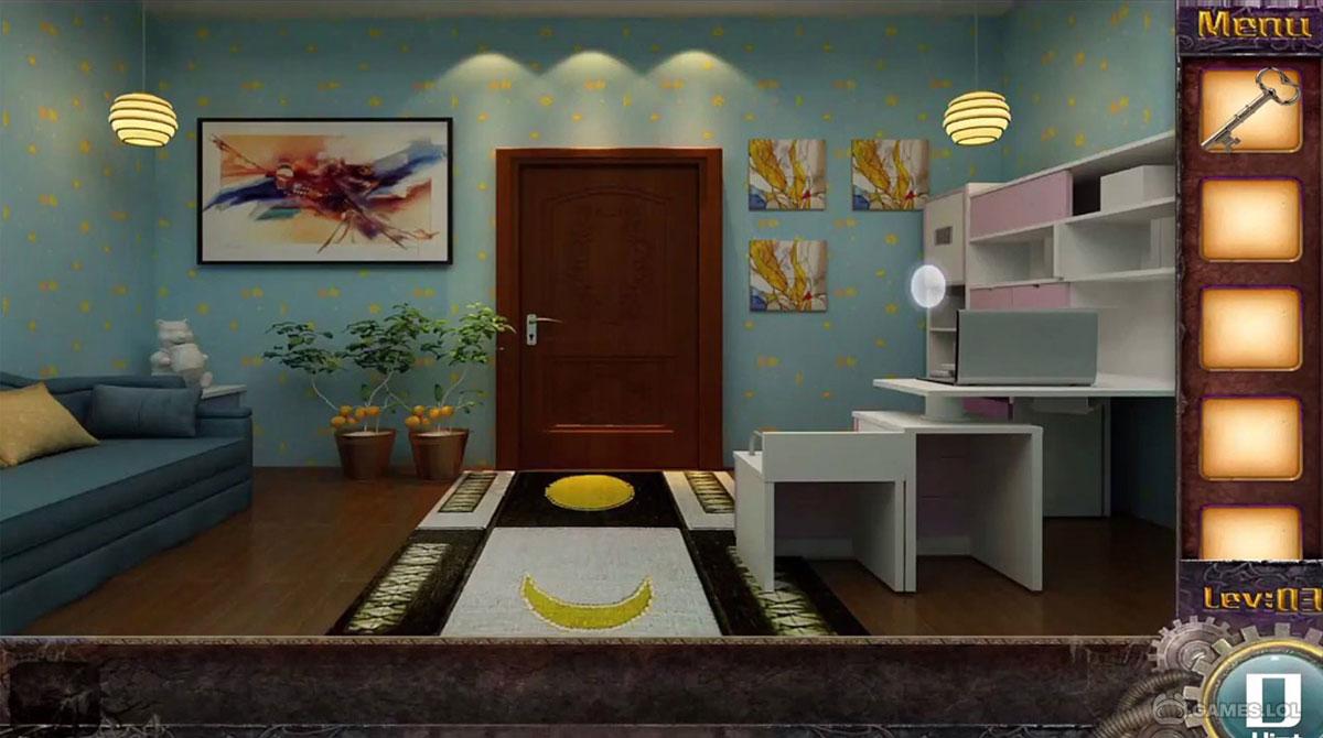 Escape game: 50 rooms 1