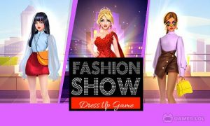 Play Fashion Show Dress Up Game on PC