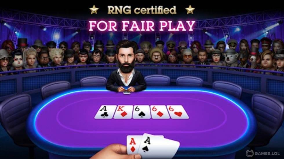 fresh deck poker download free
