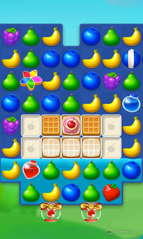 Free Games Fruit Mania