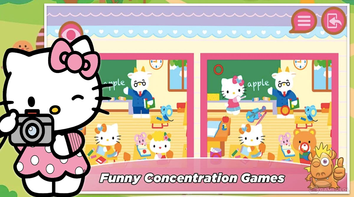 hello kitty download PC
