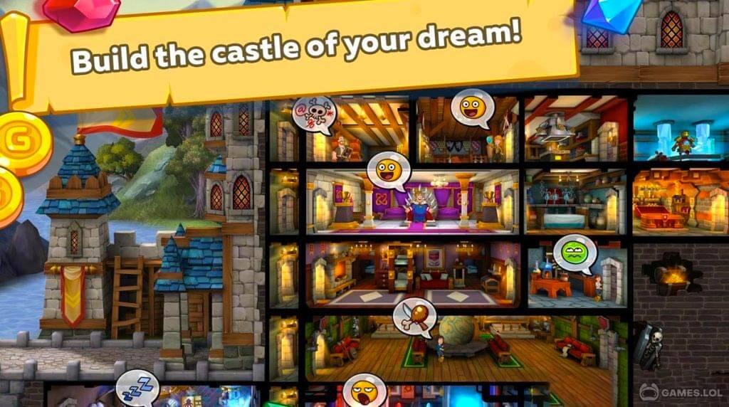 hustle castle download free