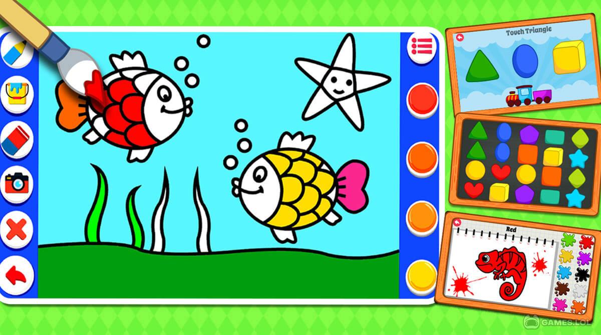 kids preschool learning download free