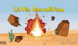 Play Little Demolition – Puzzle Game on PC