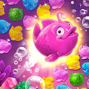 Play Mermaid – Treasure Match-3 on PC