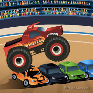 Play Monster Truck Game for Kids on PC