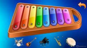 musical instrument kids download PC