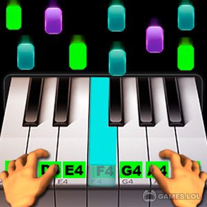 Play Real Piano Teacher 2 on PC