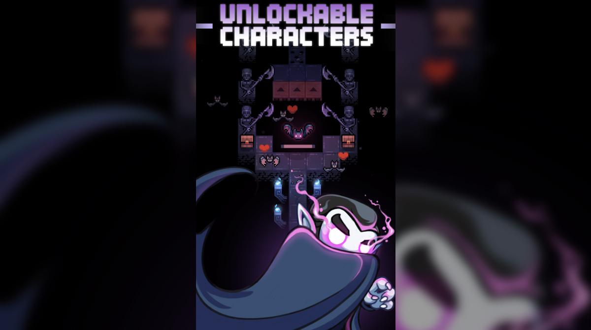redungeon unlockable characters