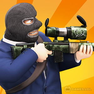 Play Snipers vs Thieves on PC
