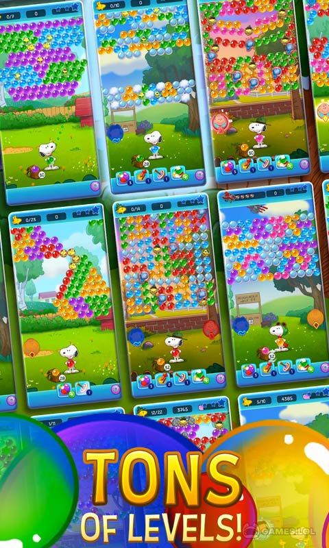 snoopy pop download PC free