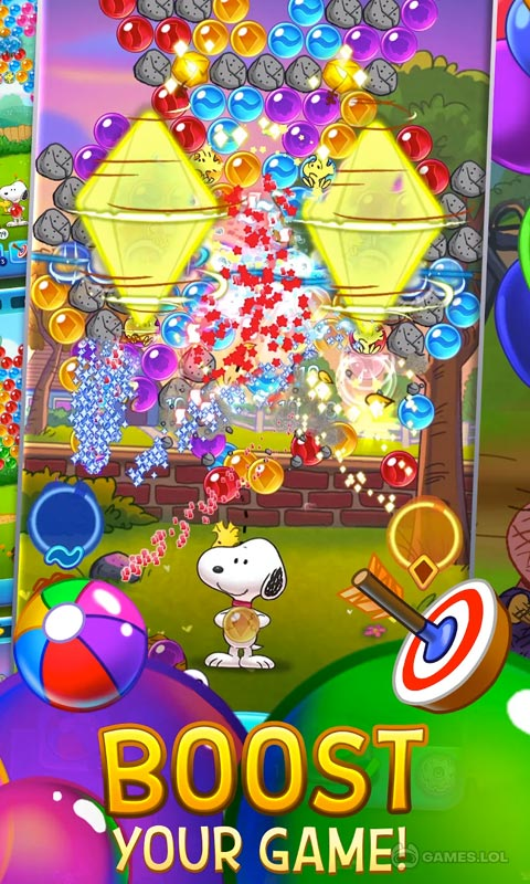 snoopy pop download PC