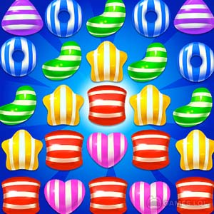 Play Sweet Candy Burst on PC