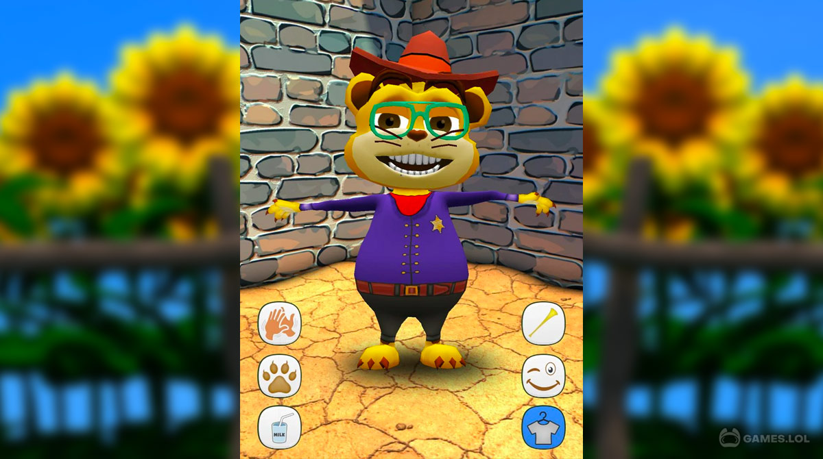 talking cat download PC free