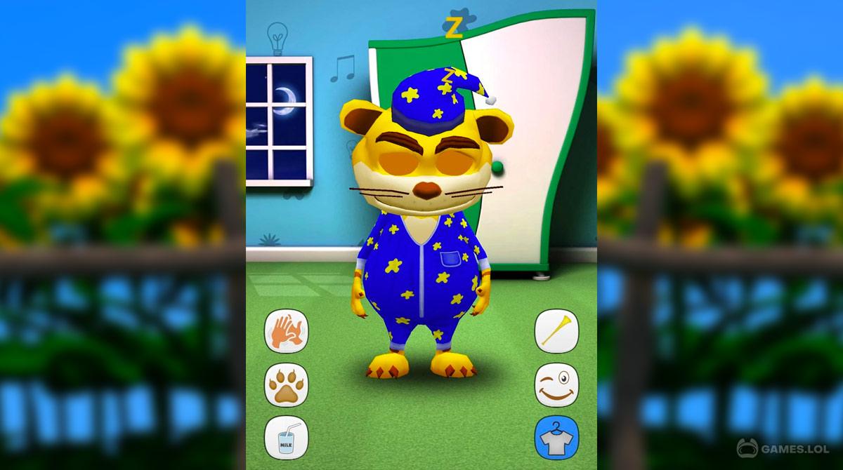 talking cat download PC