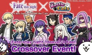 the battle cats fate event