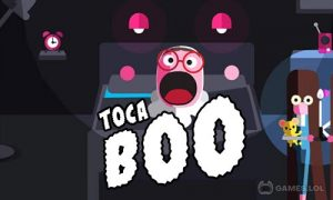 Play Toca Boo on PC