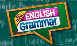 Play Ultimate English Grammar Test on PC