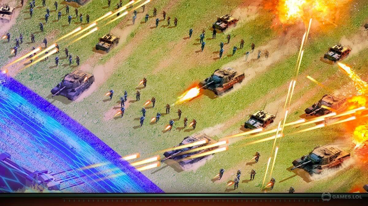 world war rising download PC free