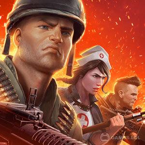 Play World War Rising on PC