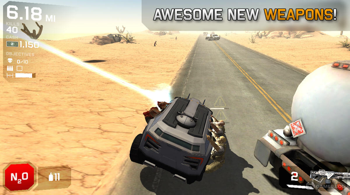 zombie highway 2 download PC free