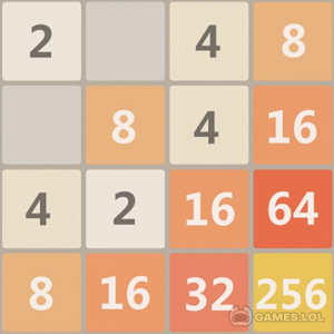 Play 2048 Charm: Classic & New 2048, Number Puzzle Game on PC