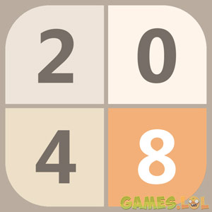 Play 2048 Number puzzle game on PC