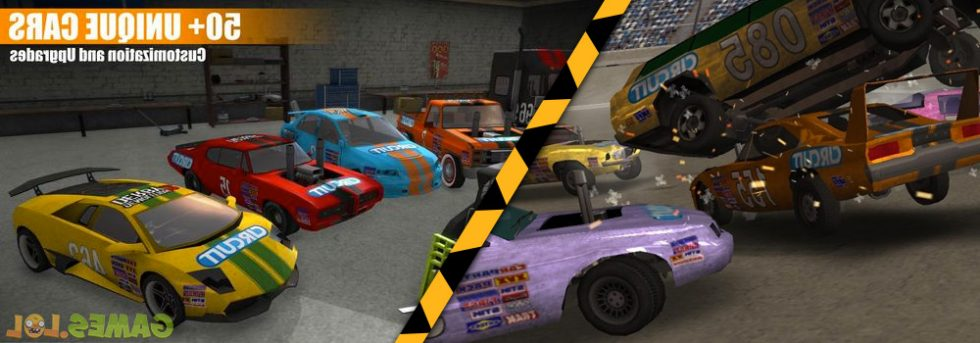 Demolition Derby 2 Free PC Download