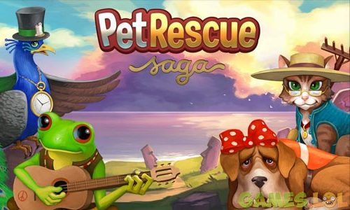 Pet Rescue Friendly Animals