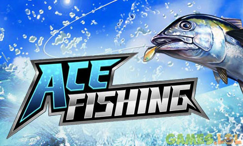 Play Ace Fishing: Wild Catch on PC