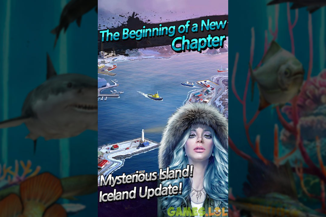 ace fishing wild catch new chapter