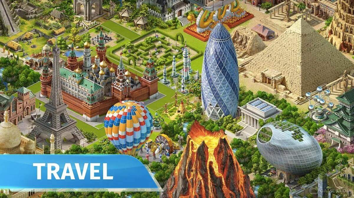 airport city download PC free