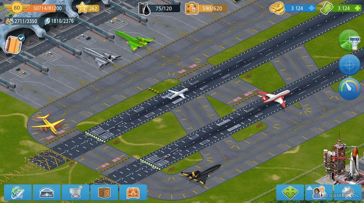 airport city download PC