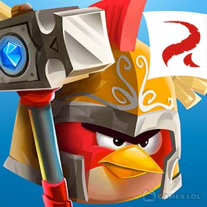 Play Angry Birds Epic Rpg on PC