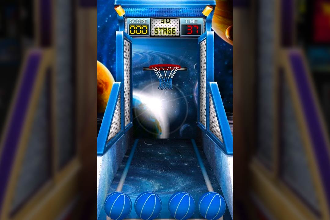 basketball mania outer space