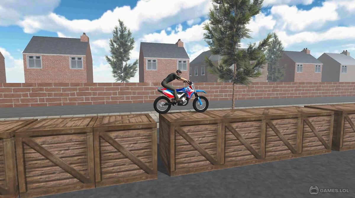 bike race in city download PC free