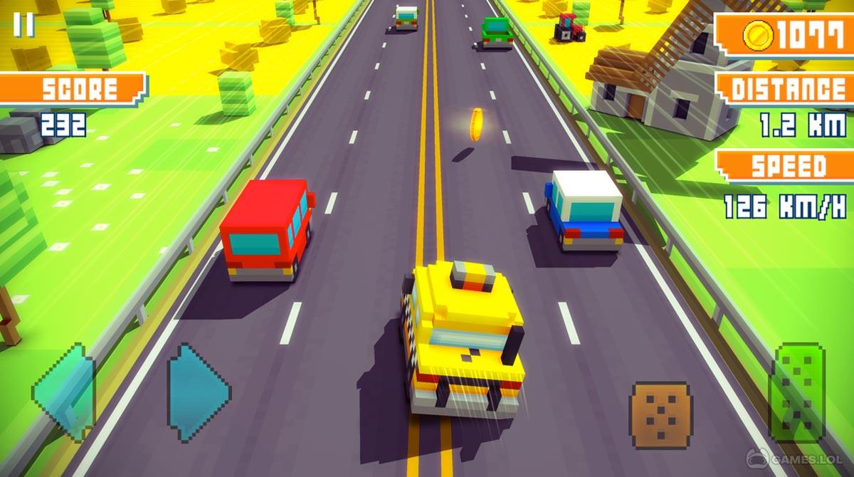 blocky highway download PC