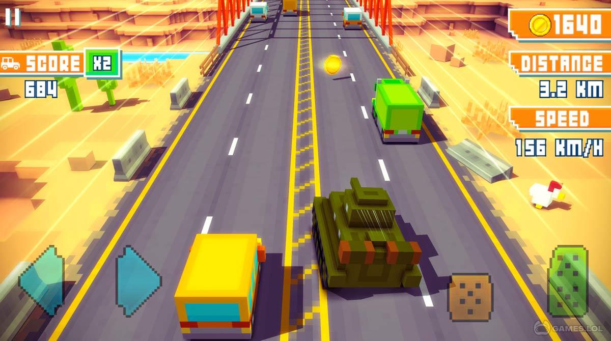 blocky highway download free