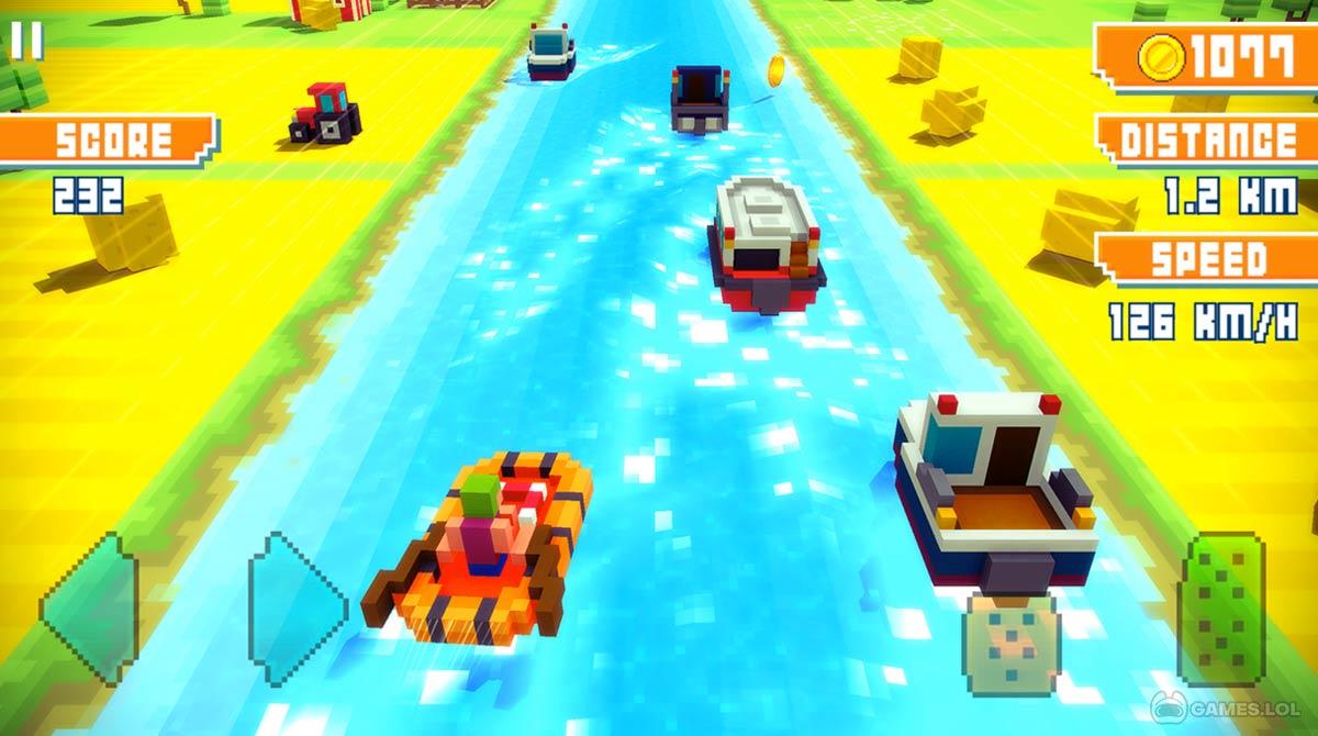 blocky highway download full version