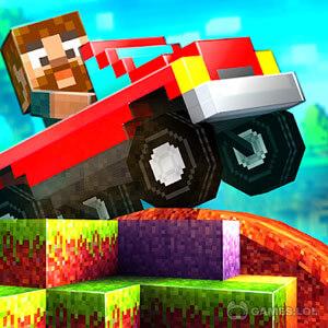 Play Blocky Roads on PC